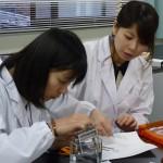 細胞組織検査学実習